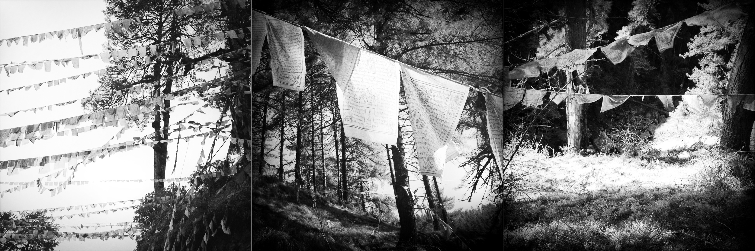 Bhutan.Prayer Flags.6