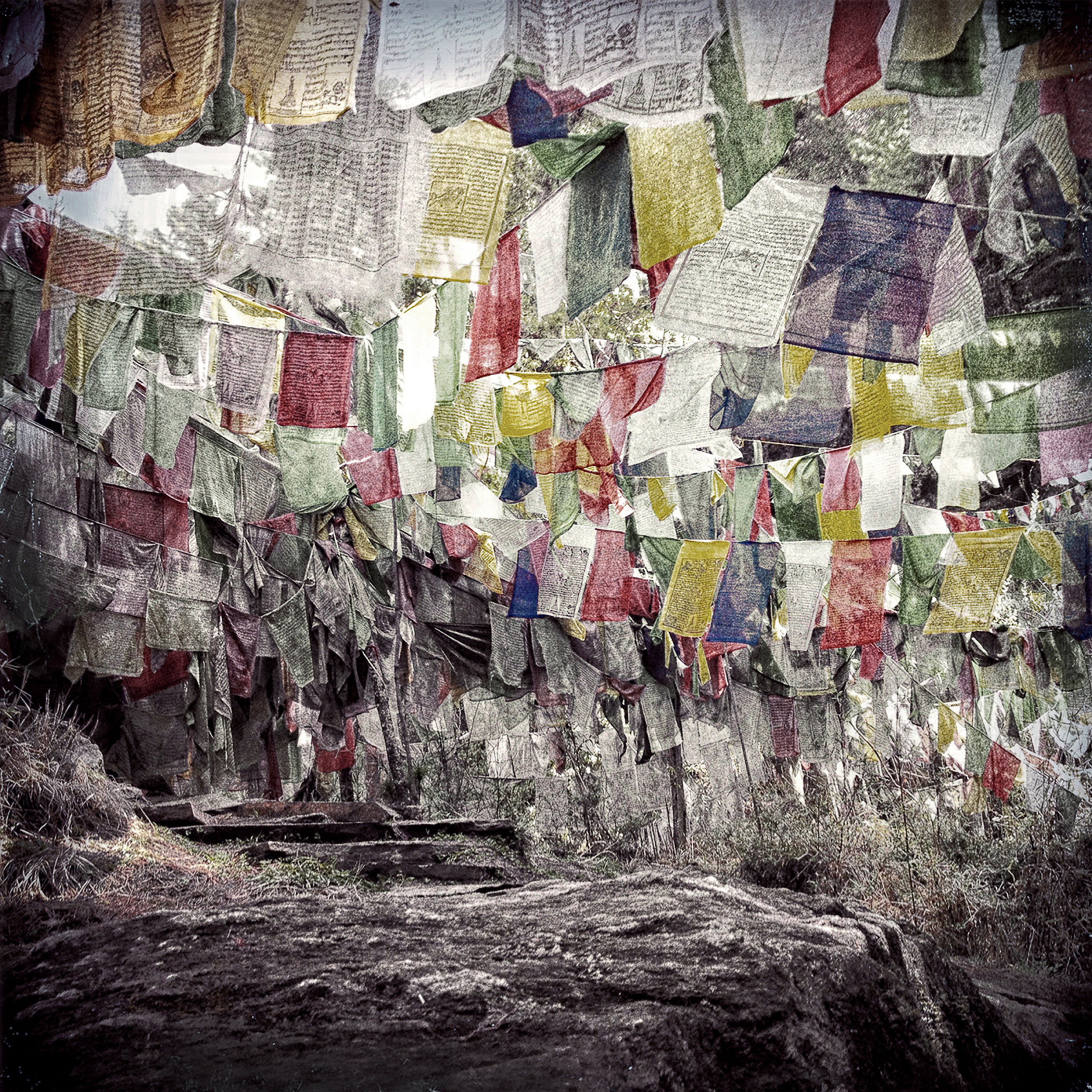 Bhutan.Prayer Flags.2